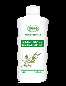 Cleanball Nemlendirici El Jeli Ürün Kodu:370 Satış Fiyatı: 50,00₺ /-/ Üye Fiyatı: 40,00₺