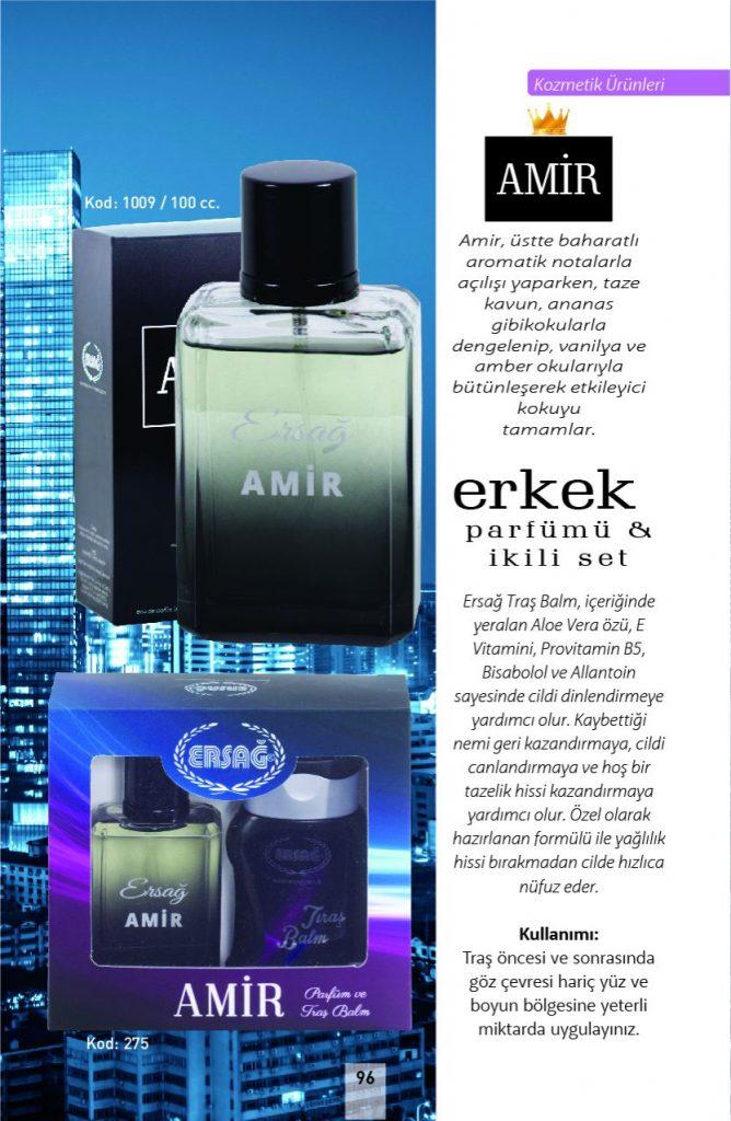 ersağ kalıcı erkek parfümü