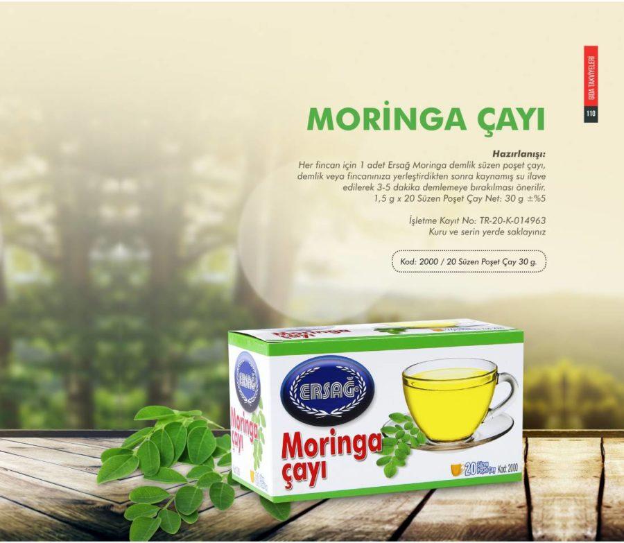 Moringa Çayı (Ürün Kodu: 2000) Satış Fiyatı:40,18₺ /-/ Üye Fiyatı: 32,14₺